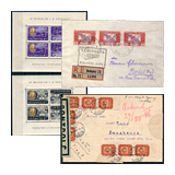 357. Online Auction sale of the unsold lots - Hungarian philately and postal history