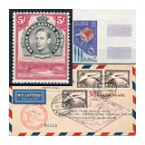357. Online Auction sale of the unsold lots - Foreign philately and postal history