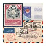 357. Gyorsárverés maradékeladás - Külföldi filatélia és postatörténet