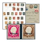 359. Gyorsárverés maradékeladás - Kiemelt külföldi filatélia tételek és gyűjtemények