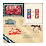 360. Online auction - Foreign philately and postal history