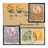 361. Gelaufene Fernauktion - Erlesene Lose und Sammlungen Ungarn