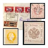 361. Gelaufene Fernauktion - Philatelie und Postgeschichte Ungarn