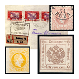 361. Closed Online auction - Hungarian philately and postal history