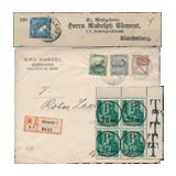 362. Rücklosliste der Fernauktion - Philatelie und Postgeschichte Ungarn