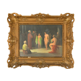 362. Online auction - Paintings and graphics