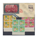 362. Online auction - Foreign philately and postal history