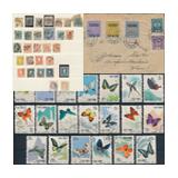 362. Gyorsárverés maradékeladás - Kiemelt külföldi filatélia tételek és gyűjtemények