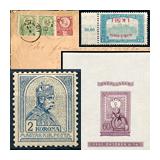 363. Fernauktion - Erlesene Lose und Sammlungen Ungarn