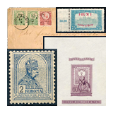 363. Online auction - Selected Hungarian items and collections