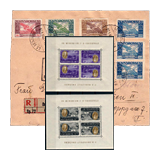 363. Online auction - Hungarian philately and postal history