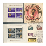 365. Online auction - Hungarian philately and postal history