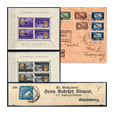 367. Online Auction sale of the unsold lots - Hungarian philately and postal history