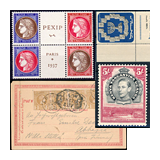 367. Online Auction sale of the unsold lots - Foreign philately and postal history