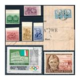 367. Gyorsárverés maradékeladás - Kiemelt magyar filatélia tételek és gyűjtemények