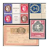 367. Gyorsárverés maradékeladás - Külföldi filatélia és postatörténet