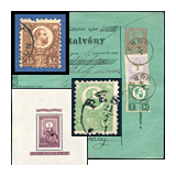 368. Online auction - Selected Hungarian items and collections