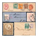 369. Gelaufene Fernauktion - Erlesene Lose und Sammlungen Ungarn