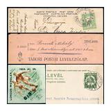 369. Gelaufene Fernauktion - Philatelie und Postgeschichte Ungarn