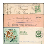 369. Closed Online auction - Hungarian philately and postal history