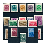 370. Online Auction sale of the unsold lots - Hungarian philately and postal history