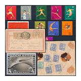 371. Rücklosliste der Fernauktion - Philatelie und Postgeschichte Ausland