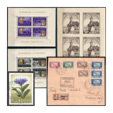 371. Online auction - Hungarian philately and postal history