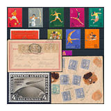 371. Online auction - Foreign philately and postal history