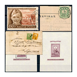 372. Closed Online auction - Selected Hungarian items and collections
