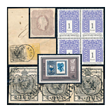 372. Closed Online auction - Hungarian philately and postal history