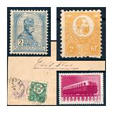 373. Rücklosliste der Fernauktion - Erlesene Lose und Sammlungen Ungarn