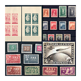 374. Online auction - Foreign philately and postal history