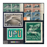 375. Online Auction sale of the unsold lots - Foreign philately and postal history