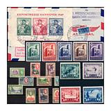 375. Gyorsárverés maradékeladás - Kiemelt külföldi filatélia tételek és gyűjtemények
