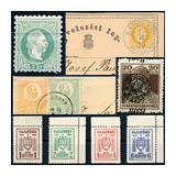 376. Gelaufene Fernauktion - Philatelie und Postgeschichte Ungarn