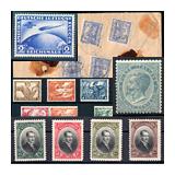 376. Gelaufene Fernauktion - Philatelie und Postgeschichte Ausland