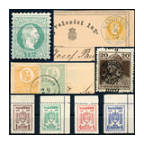 376. Online auction - Hungarian philately and postal history