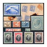 376. Online auction - Foreign philately and postal history