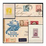 376. Gyorsárverés - Kiemelt magyar filatélia tételek és gyűjtemények