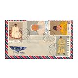 378. Gyorsárverés - Kiemelt külföldi filatélia tételek és gyűjtemények