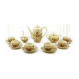 383. Online auction - Porcelain, ceramics, glassware