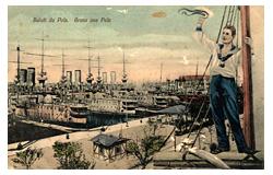 394. Online auction - Postcards