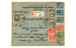394. Gyorsárverés - Kiemelt magyar filatélia tételek és gyűjtemények