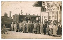 396. Online auction - Postcards