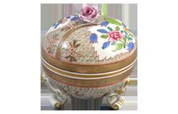 396. Online auction - Porcelain, ceramics, glassware