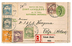397. Online auction - Selected Hungarian items and collections