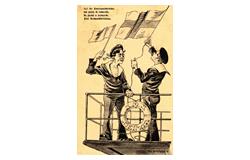 399. Online auction - Postcards