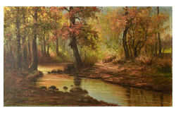 401. Closed Online auction - Paintings and graphics