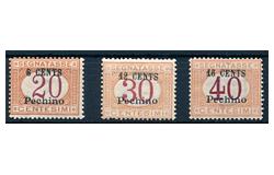 402. Online Auction sale of the unsold lots - Foreign philately and postal history