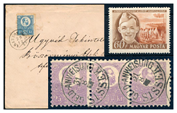 403. Closed Online auction - Selected Hungarian items and collections